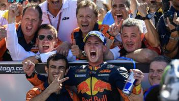 "MotoGP: Pol Espargarò: ""Teniamo i piedi per terra: sarei felice di un 6°posto"""