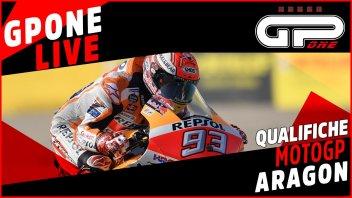 MotoGP: Aragon, LIVE qualifiche: pole di Marquez su Quartararo
