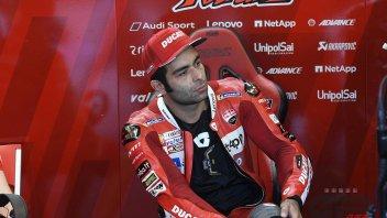 MotoGP: Petrucci: Marquez non ha un singolo rivale, siamo tutti contro di lui