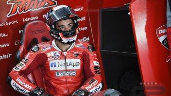 """MotoGP: Petrucci: """"I nostri problemi? Facile spiegarli, difficile risolverli"""""""
