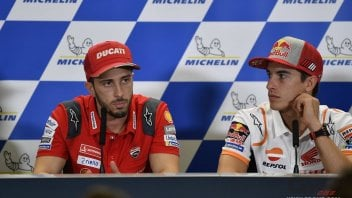"MotoGP: Dovizioso: ""Did Ducati listen to me for the GP20? They're thinking about it."""