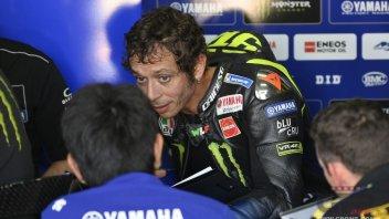 """MotoGP: Rossi: """"Per me il podio è blindato, devo migliorare"""""""