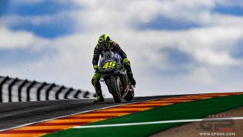 """MotoGP: Rossi: """"Preoccupato dopo le FP1, ma sono già più veloce del 2018"""""""