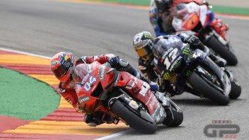 """MotoGP: Vinales: """"Non potevo lottare contro le Ducati"""""""