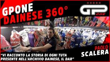 MotoGP: Dainese Virtual Tour 360°: nella Foresta tra le tute di Rossi e Biaggi