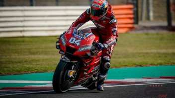"MotoGP: Dovizioso: ""My body is fine, but my pace isn't"""
