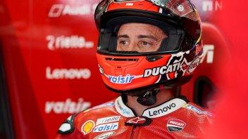 """MotoGP: Dovizioso: """"Per ora non ho il passo dei primi tre"""""""