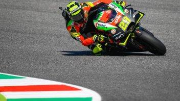 """MotoGP: Iannone: """"Abbiamo riorganizzato il box Aprilia e funziona"""""""