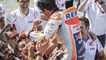 MotoGP: Misano ai piedi di Marquez, come il Camp Nou con Cristiano Ronaldo