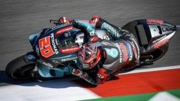 MotoGP: Quartararo and Yamaha sow panic in Misano, Rossi 7th