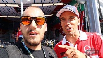 MotoGP: Spavald a Misano: alla corte di Agostini tra MotoGP e MotoE