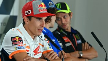 "MotoGP: Marquez defends Bautista: ""he hadn't fought for a title for a long time"""
