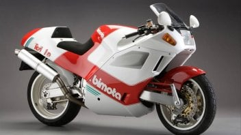 News Prodotto: Ritorno di una icona delle moto: Kawasaki acquista Bimota