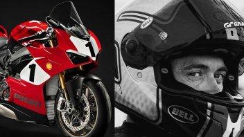 News Prodotto: Ducati Heart: a Panigale V4 25th Anniversary 916 auctioned for Dunne