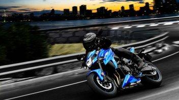 News Prodotto: Suzuki GSX-S750: a settembre, il prezzo d'acquisto scende