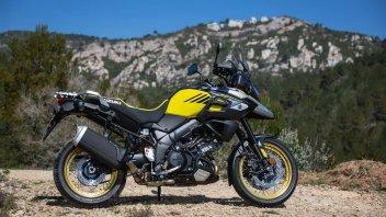 News Prodotto: Suzuki: 1500 buoni motivi per l'acquisto di una V-Strom 1000