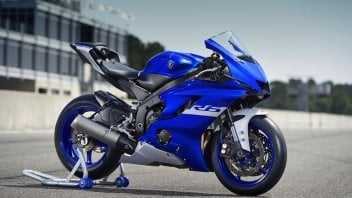 News Prodotto: Yamaha 2020: nuovi colori per YZF-R6, R3 ed R125