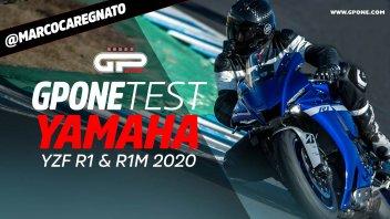 Test: Yamaha R1 e R1M 2020: equilibrio perfetto tra uomo e macchina