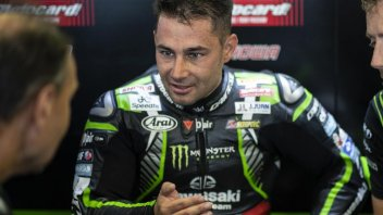 "SBK: Haslam: ""It's not the results that decide my renewal."""