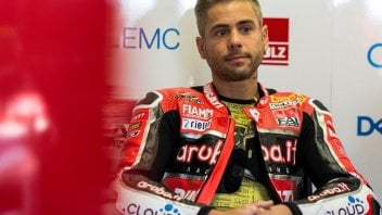 "SBK: Bautista: ""Davies? With a teammate like him, you don't need other enemies."""