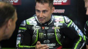 """SBK: Kawasaki tiene Haslam sulle spine: """"Non mi hanno fatto sapere nulla"""""""