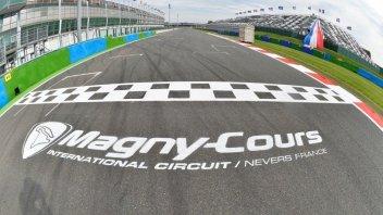 SBK: Magny-Cours: gli orari in tv su Sky, TV8, Eurosport e DAZN