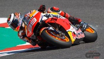 """MotoGP: Lorenzo: """"Sto meglio fisicamente, ma peggio con la moto"""""""