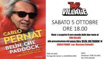 : Carlo Pernat sabato 5 ottobre a Guidonia per 'Belin, che paddock'