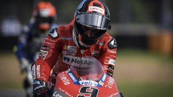 """MotoGP: Petrucci: """"Può accadere di tutto, un errore qui si paga caro"""""""