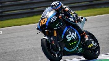 Moto2: FP2: Marini primo con record della pista a Buriram