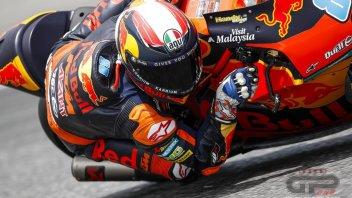 Moto2: Phillip Island: KTM all'attacco nelle FP2, Martin è 1°