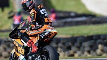 Moto2: FP3: Super Di Giannantonio, si migliora ed entra nel Q2