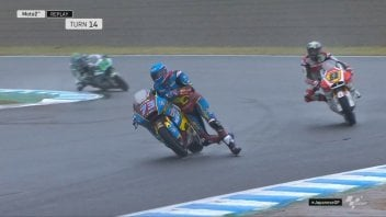 Moto2: Alex Marquez meglio di Marc: equilibrista nelle FP3 di Motegi