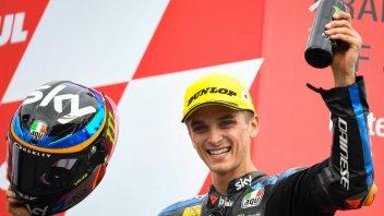 """Moto2: Marini: """"La MotoGP? Devo essere il migliore in Moto2 e sarà mia"""""""