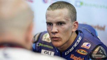Moto3: Rodrigo si frattura nel warm up: non correrà a Buriram