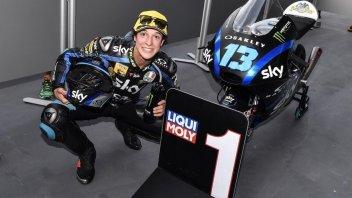 """Moto3: Vietti: """"La pole position? Ho imparato a essere furbo"""""""