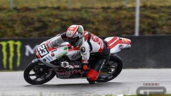 Moto3: Antonelli in pole e Suzuki 3° fanno sognare Simoncelli a Motegi