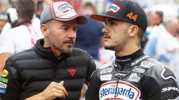 """Moto3: Biaggi: """"Il mio team non è una scuola, voglio vincere subito"""""""
