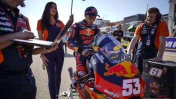 Moto3: Oncu replaces Oncu in Thailand