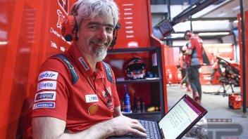 """MotoGP: Dall'Igna: """"Solo uno stupido non vorrebbe lavorare con Marquez"""""""