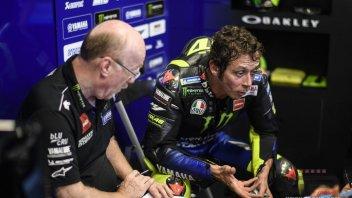 "MotoGP: Rossi: ""Ducati e Honda sono superiori a Yamaha in gara"""