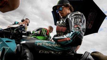 """MotoGP: Morbidelli """"Quartararo è stato un vero shock per me"""""""