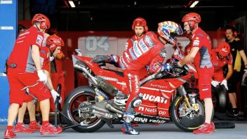 "MotoGP: Dovizioso: ""Marquez is not as unattackable as in Aragon."""