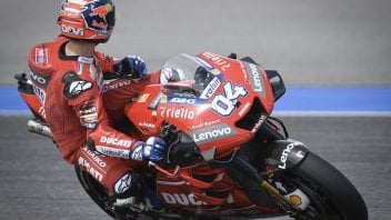 "MotoGP: Dovizioso: ""Marquez thrashed us, I wanted the title, I'm disappointed"""