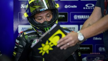 """MotoGP: Rossi: """"Ho visto l'incidente di Marquez: quella curva è pericolosa"""""""