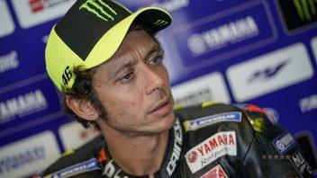 "MotoGP: Rossi: ""Marquez domina come facevo io quando ero al top"""