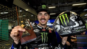 "MotoGP: Vinales: ""Dobbiamo imparare da Quartararo"""
