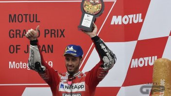 """MotoGP: Dovizioso: """"Se non sono contento per un 3° posto, ci sono problemi"""""""