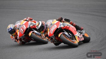 "MotoGP: Marquez: ""I've told Lorenzo that the spirit of the bike won't change"""