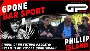 MotoGP: Bar Sport - Giorni di un futuro passato: Dream Team Rossi e Quartararo